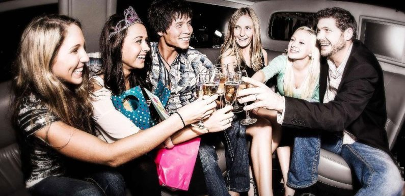 Bar Hopping And Night Out LIMO Service